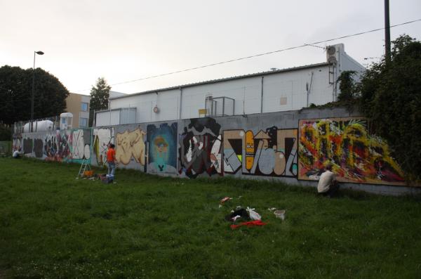 brest graffiti
