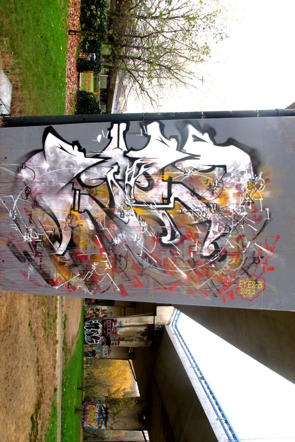 nerpeed graffiti anderlecht